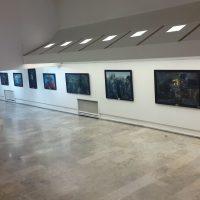 izmir devlet resim heykel muzesi serka n ergün movie scenes oil paintings