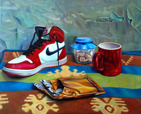 still-life-with-nike-air-jordan-one-serkan-ergun