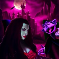 COUNTESS dracula vampire