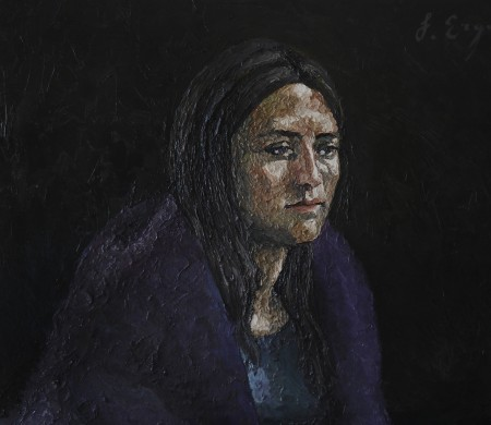 GIRL PORTRAIT (2013)
