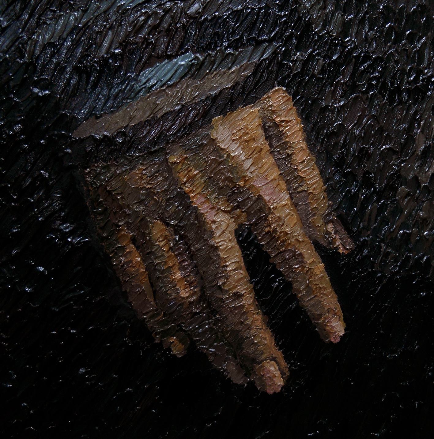 hand detail painting