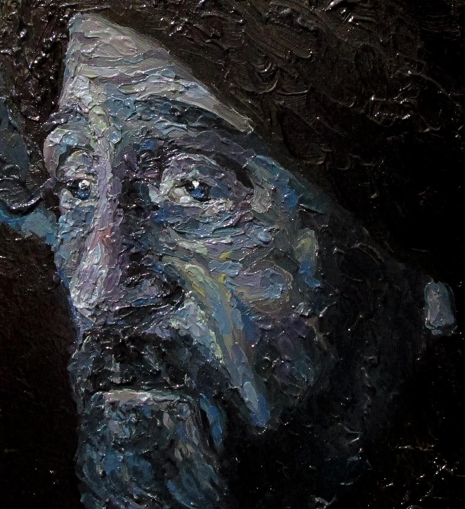 serkan ergun severe painting style