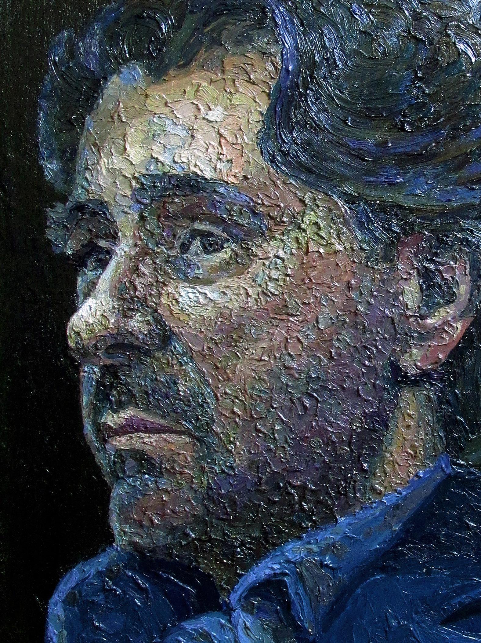 portrait by serkan ergun