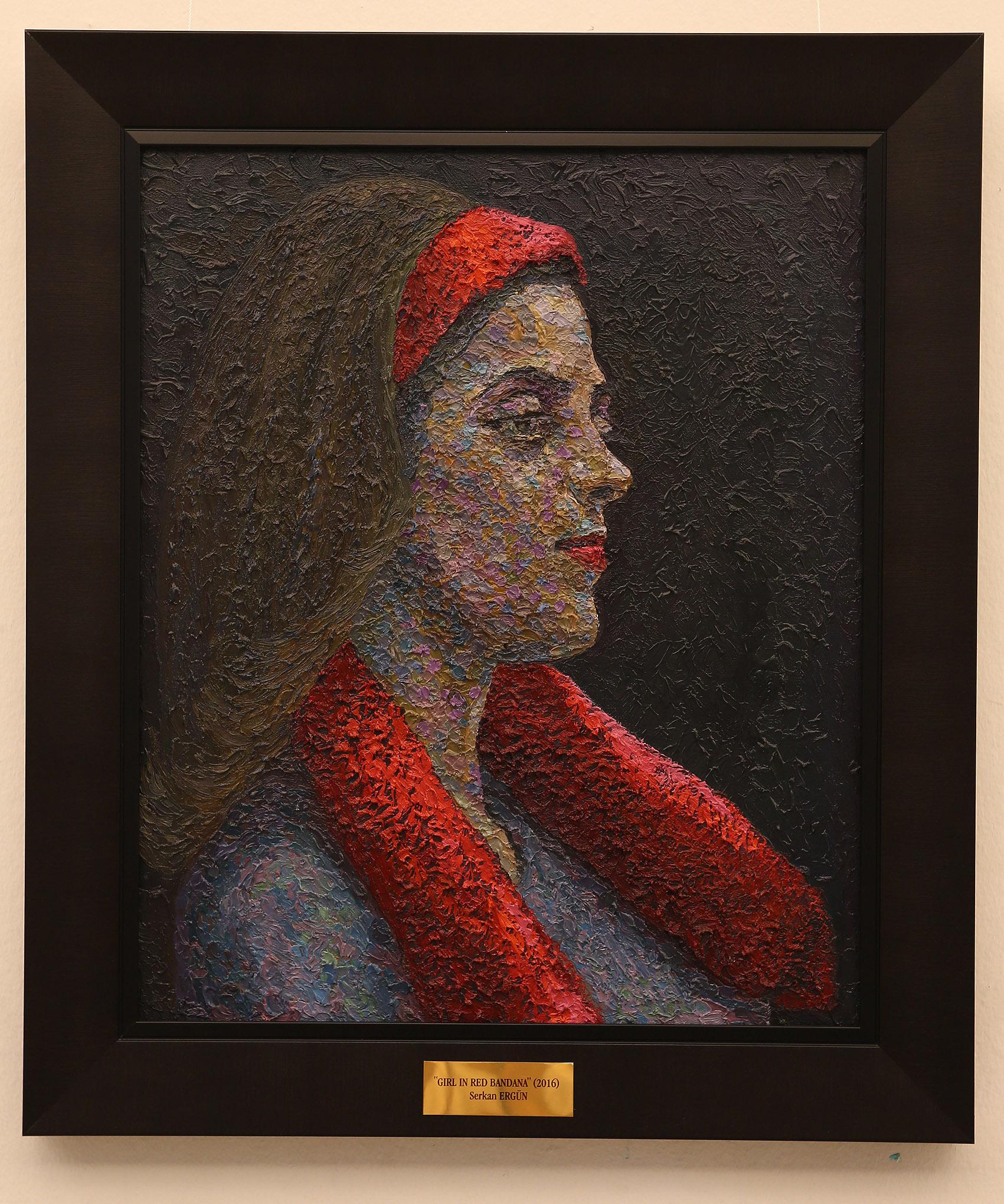 oil painting serkan ergun