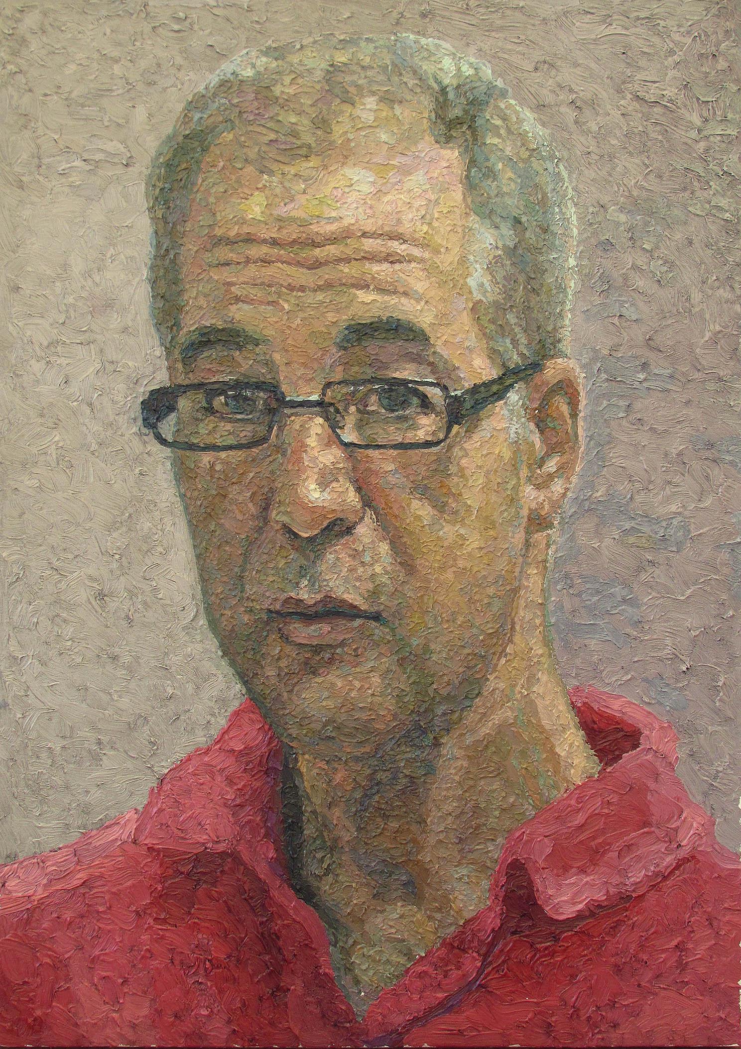 orhan öztürk portrait by serkan ergün