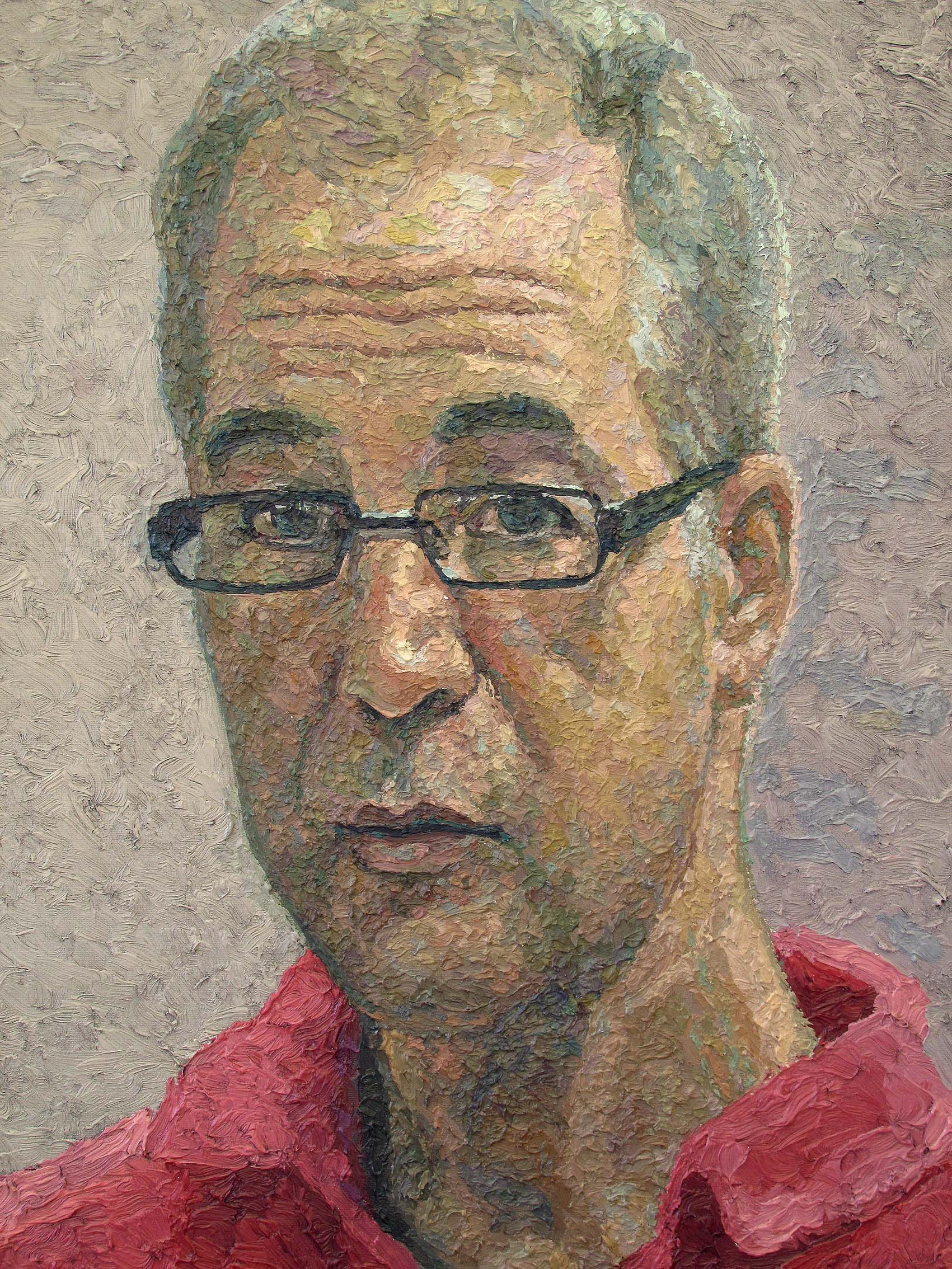 orhan öztürk portrait detail by serkan ergün