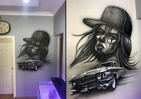 Wall Sketches
