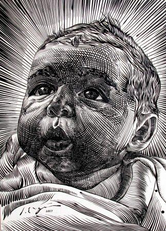 BABY PORTRAIT (2017)