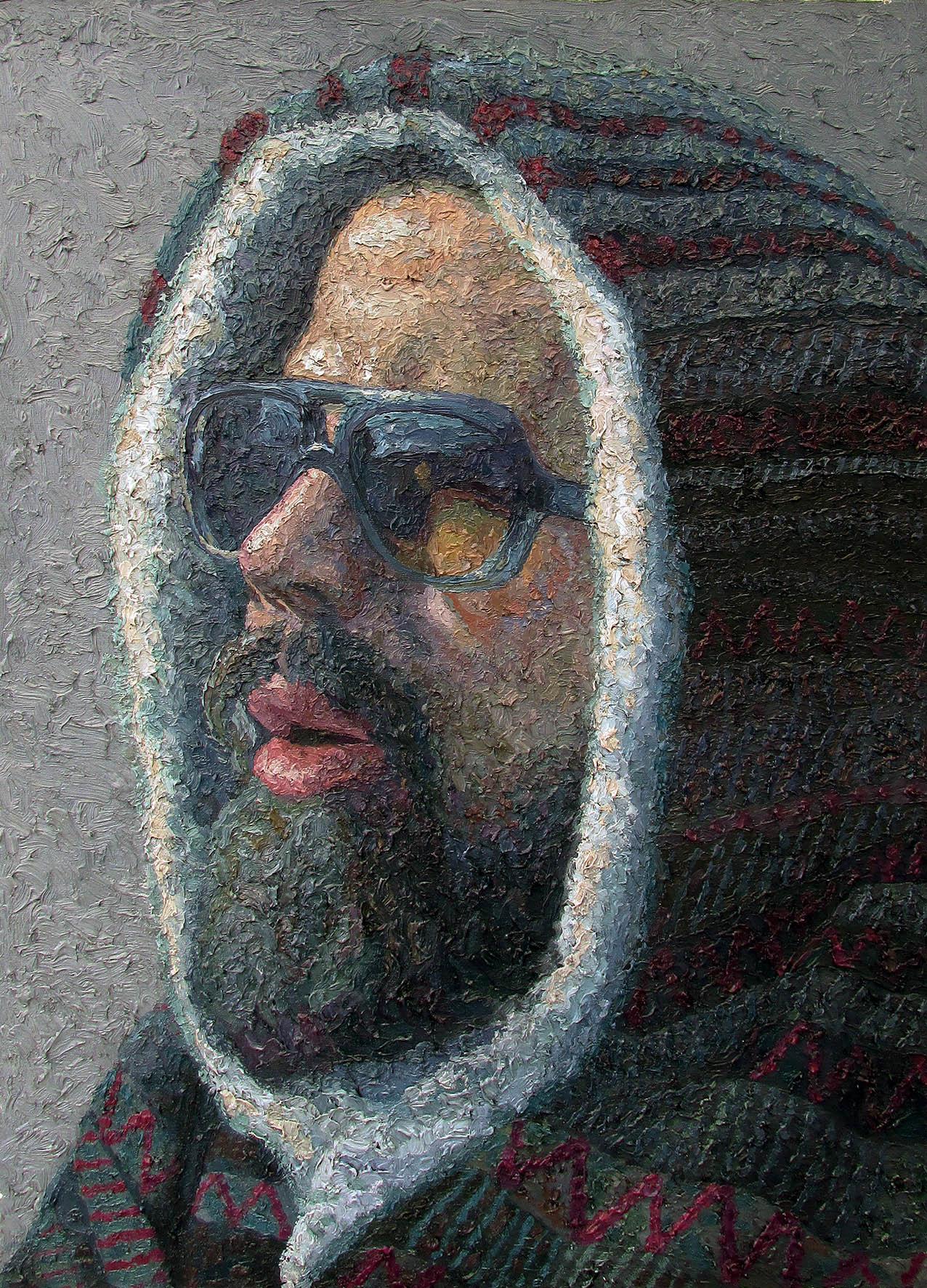 serkan ergun oil painting boy portrait